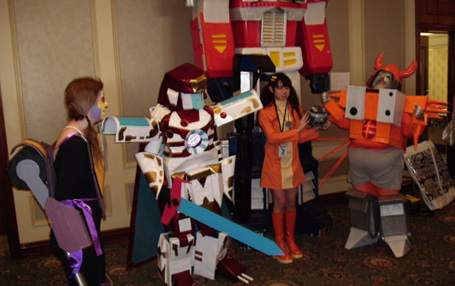 TFCon Costumes