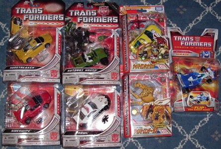 My TFCon Haul