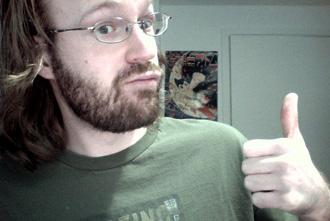 Fully Bearded Ninjatron