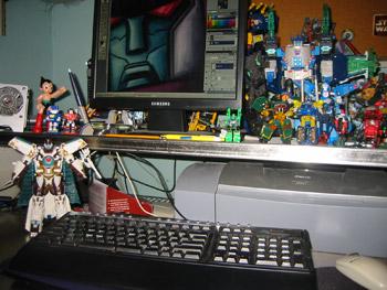 Ninja's Desk