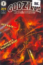Godzilla comics
