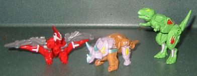 Minicon Dinosaurs!