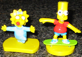 Creepy Simpsons