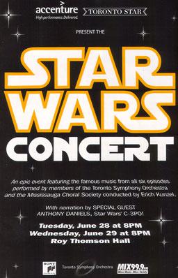 Star Wars Concert