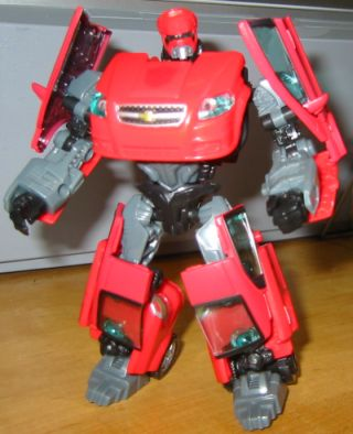 Transformers Universe Chevy Aveo Swerve