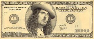 Weird Al Money